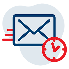 Point2Point Global - Web Icon, Priority Mail