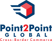 Point2Point Global Tagline Logo Footer